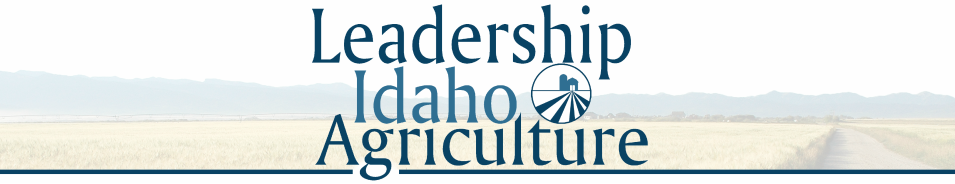 Leadership Idaho Agriculture